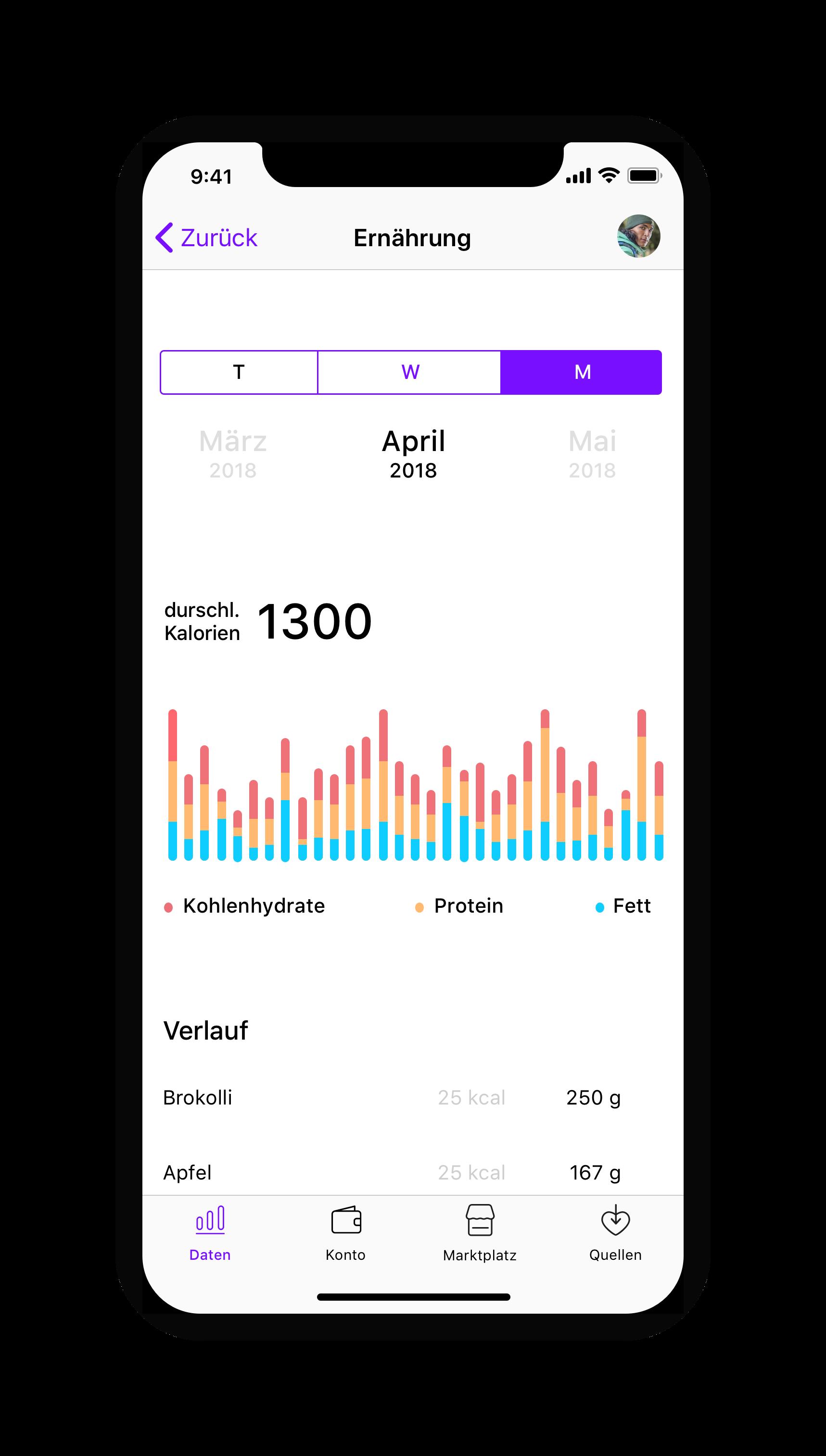 iPhoneX -dark- Copy 6mockup